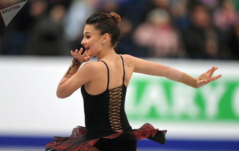 La belleza del movimiento: Campeonato Europeo de Patinaje Artístico, en imágenes