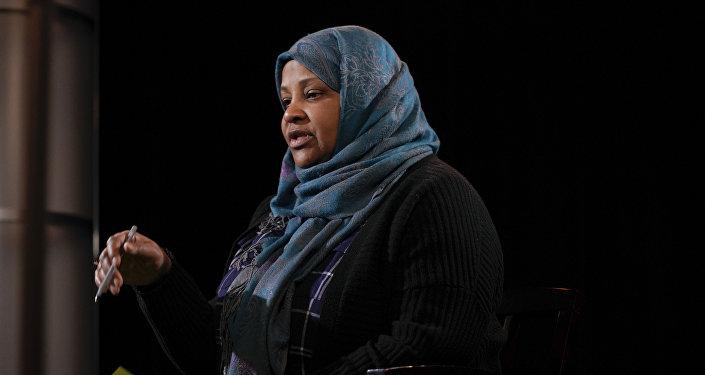 Marzieh Hashemi, la periodista iraní