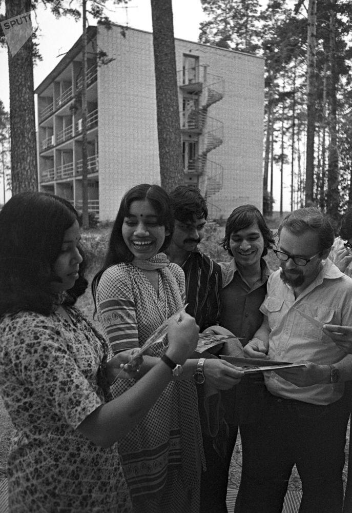 Aprender ruso: la vida cotidiana de los estudiantes internacionales