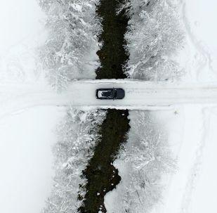 Como en una fábula: 15 magníficos paisajes invernales que jamás habías visto