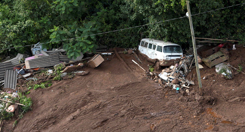 Las consecuencias de la rotura de una represa en Brasil