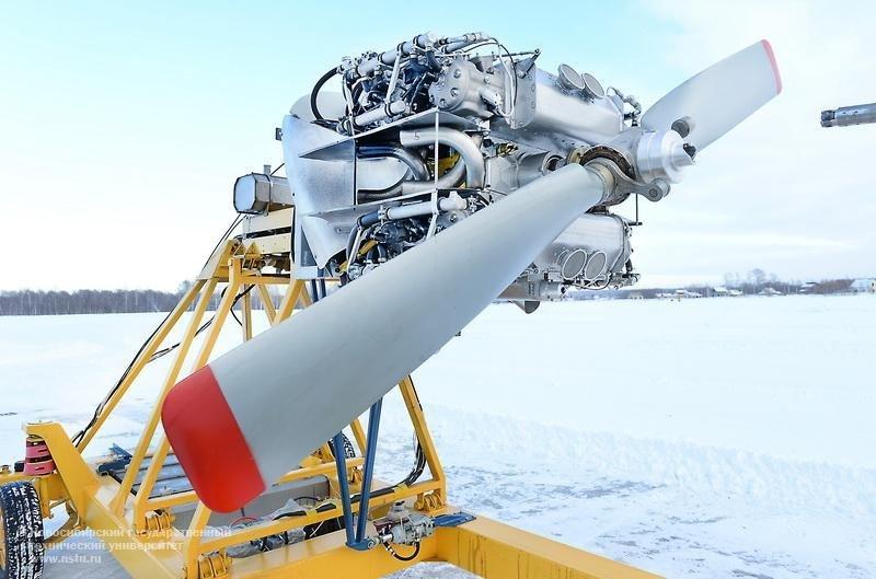 Primer motor de combustión interna fabricado enteramente de aluminio