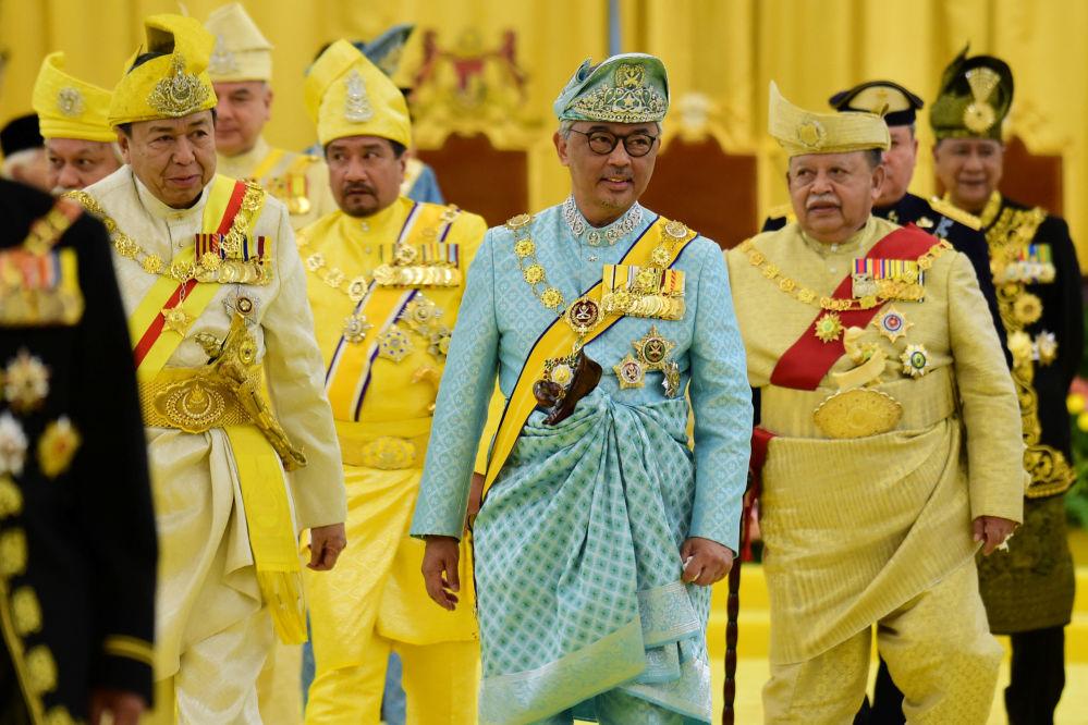 Malasia estrena nuevo rey