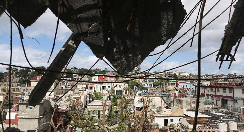 Havanna-Tornado | Quelle: sputninews.com © REUTERS / Fernando Medina | Bilder sind in der Regel urheberrechtlich geschützt