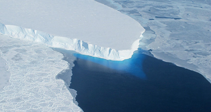 El glaciar Thwaites