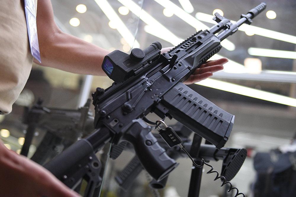 Fusil de asalto ruso AK-308