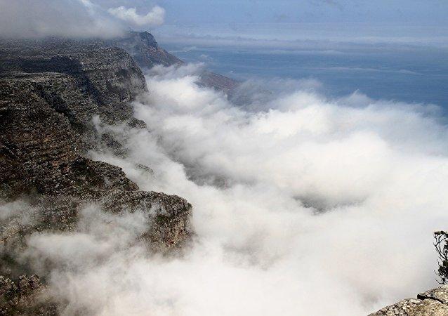 Una vista de Sudáfrica, referencial