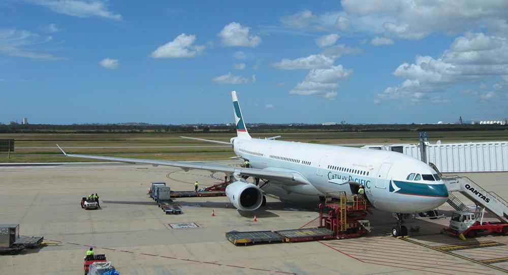 Aeropuerto de Brisbane (archivo)