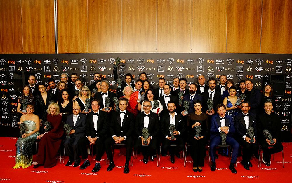 Premios Goya 2019, en imágenes