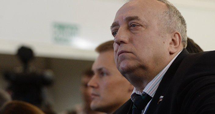 Frants Klintsévich, político ruso