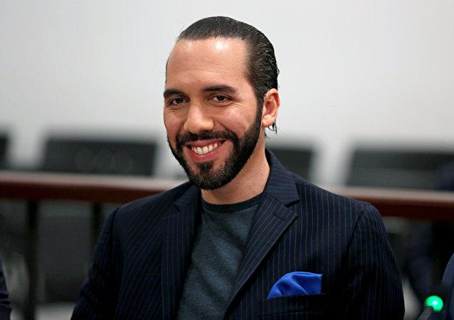 Nayib Bukele, presidente electo de El Salvador