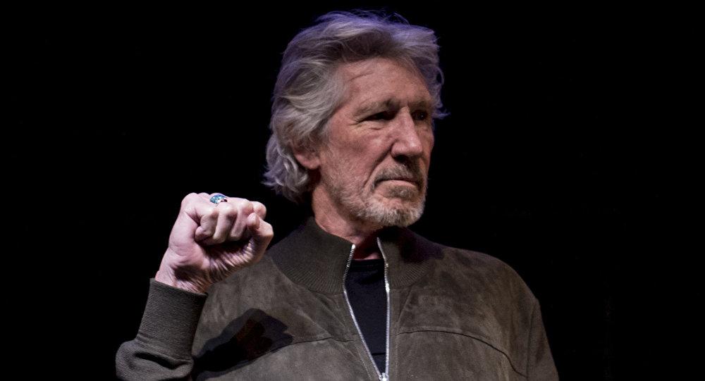 Roger Waters, músico y activista británico