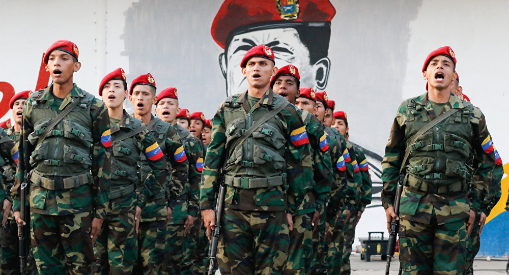 Risultati immagini per guerra electrónica en venezuela