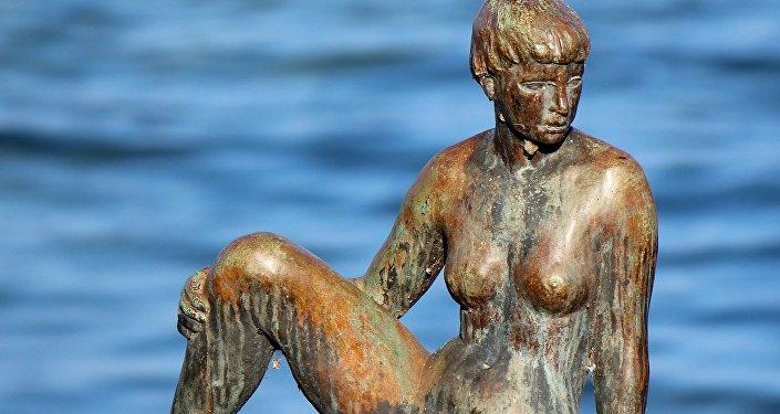Una estatua (imagen referencial)