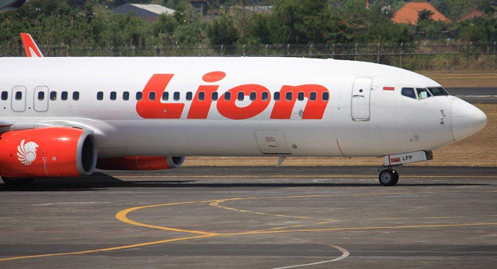 Un avión de la aerolínea indonesia Lion Air (archivo)