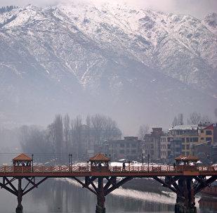 Srinagar, la India