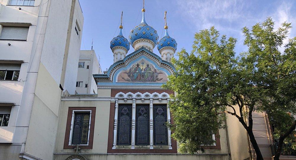 Iglesia Ortodoxa Rusa de Buenos Aires