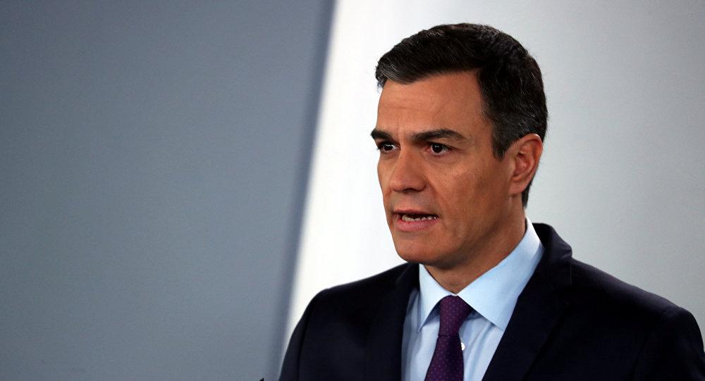 Pedro Sánchez presidente del Gobierno de España