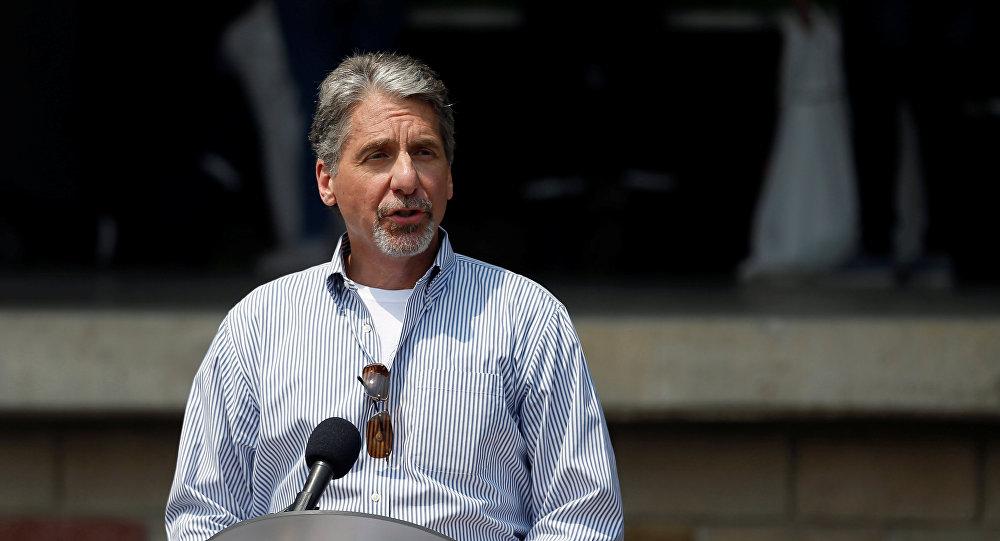 Kevin Whitaker, embajador de EEUU en Colombia