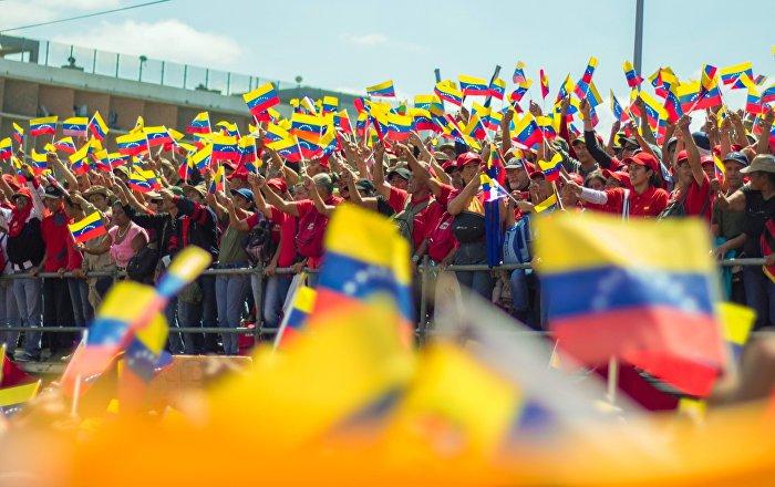 Rusia, dispuesta a ayudar a Venezuela para proteger su soberanía