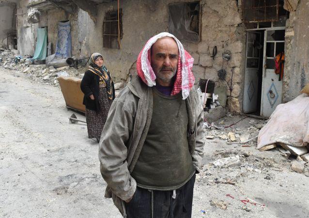 Cómo las regiones destruidas de Alepo vuelven a la vida pacífica