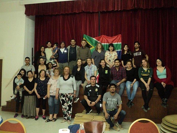 La Colectividad Sudafricana en Chubut