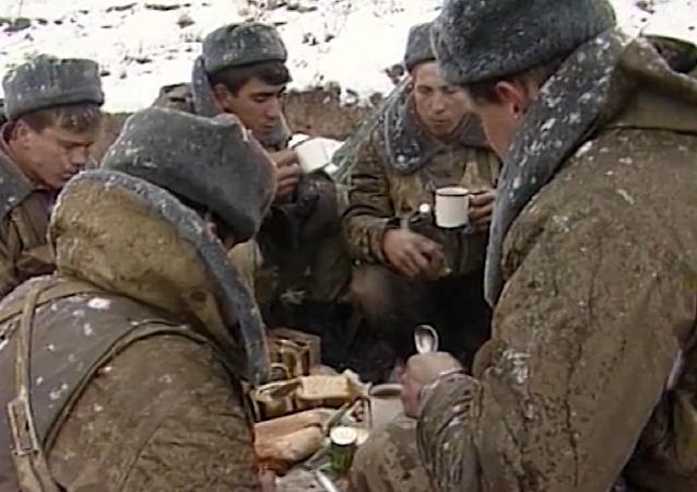 Así regresaron los soldados soviéticos a su patria desde Afganistán hace 30 años