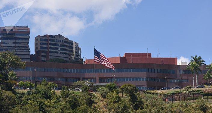 Embajada de EEUU en Caracas