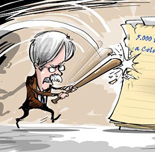 Bolton amenaza con consecuencias para los enemigos de la democracia venezolana