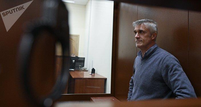 Michael Calvey, fundador de la empresa de inversiones Baring Vostok