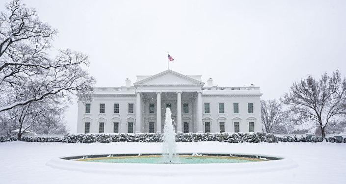 La Casa Blanca de Washington