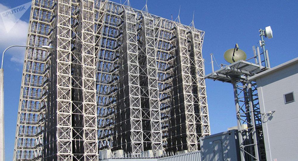 La estación de radar Voronezh-SM