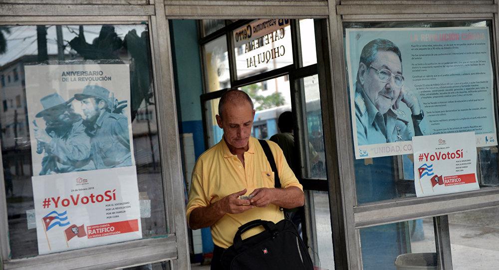 Prosigue en el exterior votación sobre nueva Constitución de Cuba