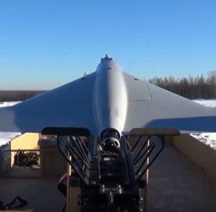Dron kamikaze ruso KUB