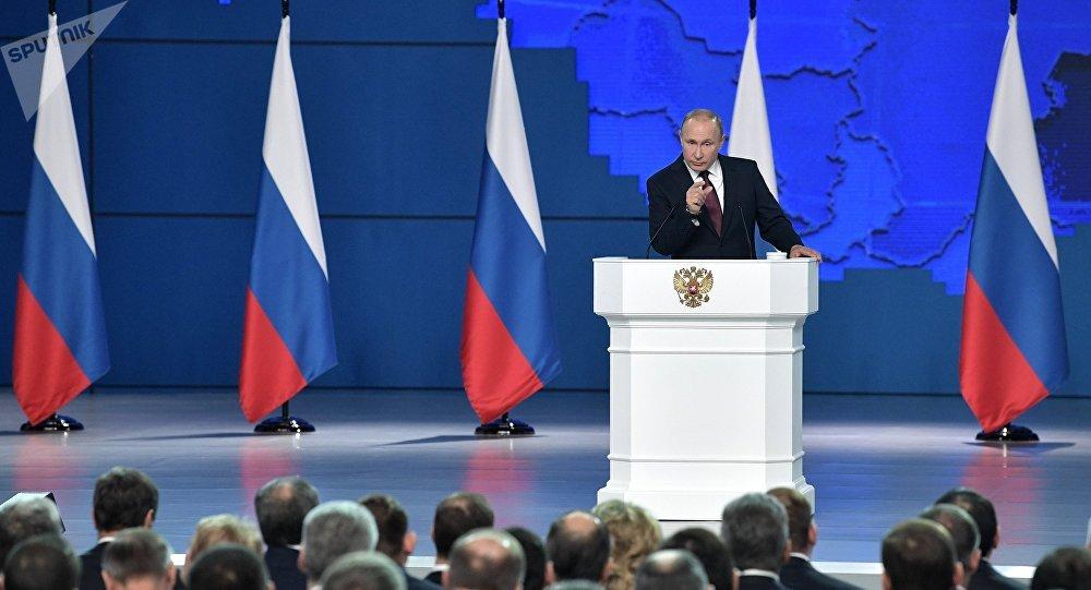 Primer ministro de Rusia dimite tras discurso de Putin