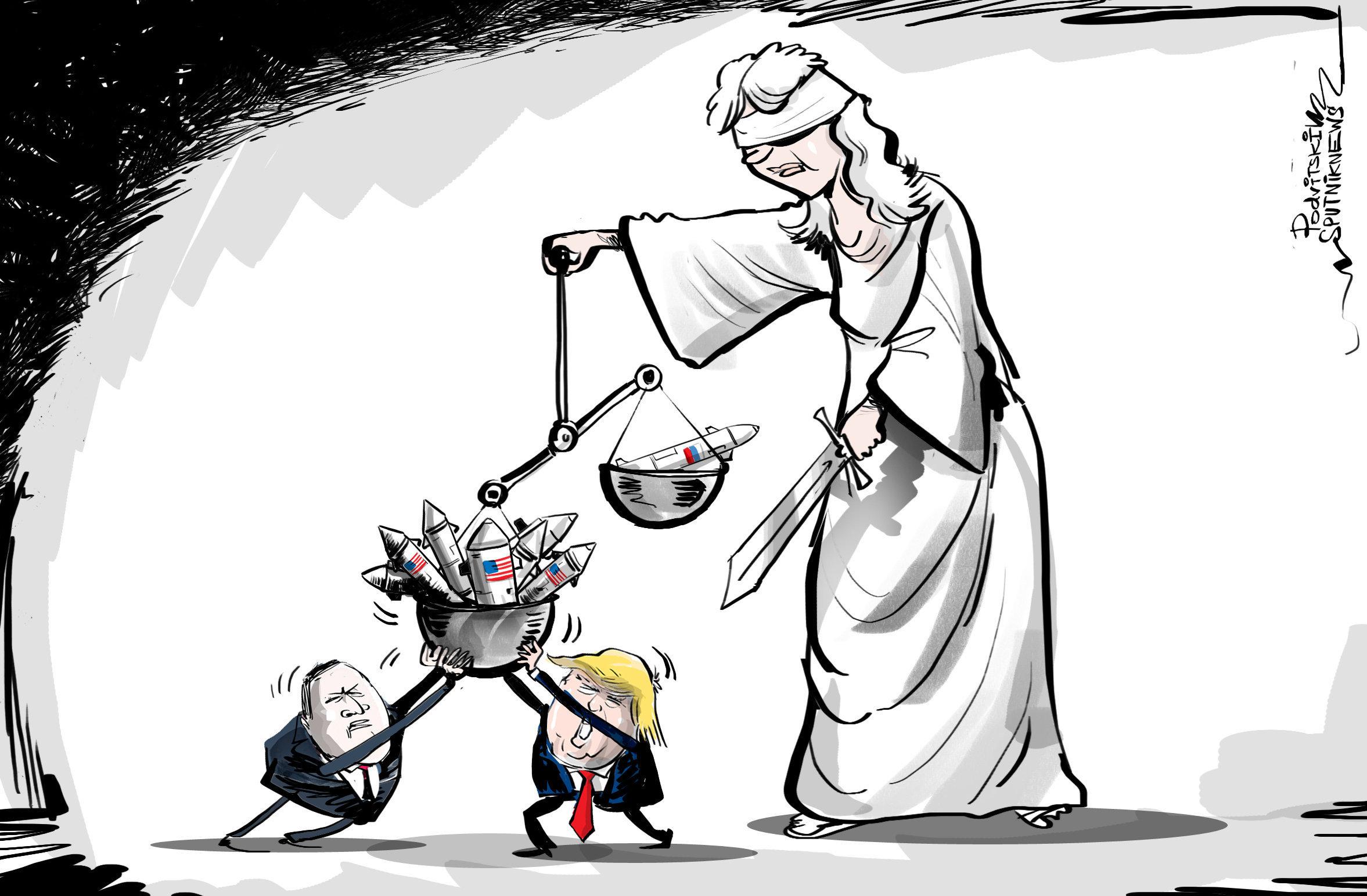 EEUU vs.  Rusia,  quién gana en la disputa sobre el Tratado INF