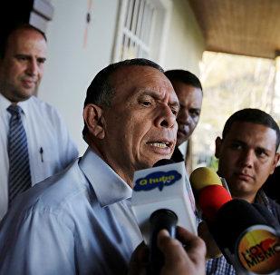 Porfirio Lobo, expresidente hondureño