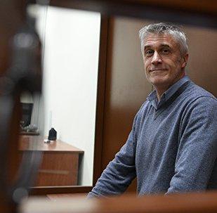 Michael Calvey, inversor estadounidense, fundador de la empresa de inversiones Baring Vostok