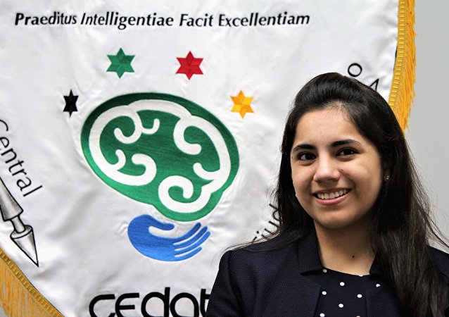 Dafne Asdrúbal, la adolescente mexicana que se volvió la alumna más joven de Harvard en más de 100 años