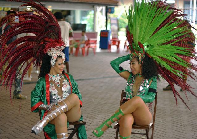Trajes de samba