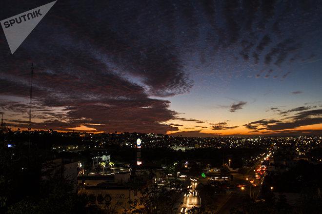 Culiacán, Sinaloa. Vista de la capital sinaloense.