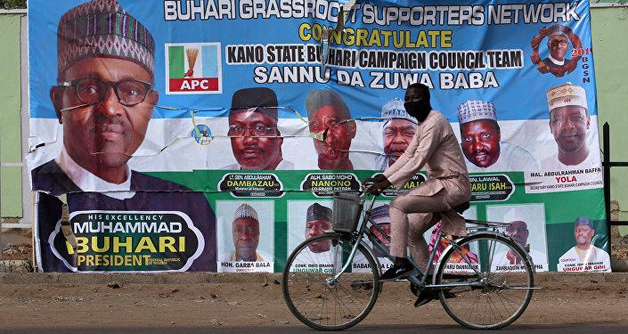 Cartel electoral en Nigeria