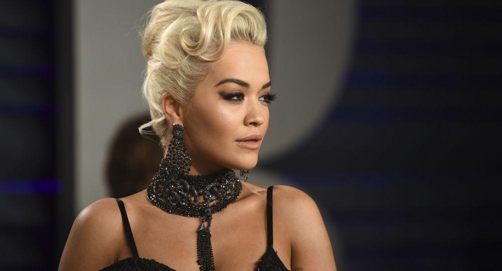 Rita Ora, cantante británica