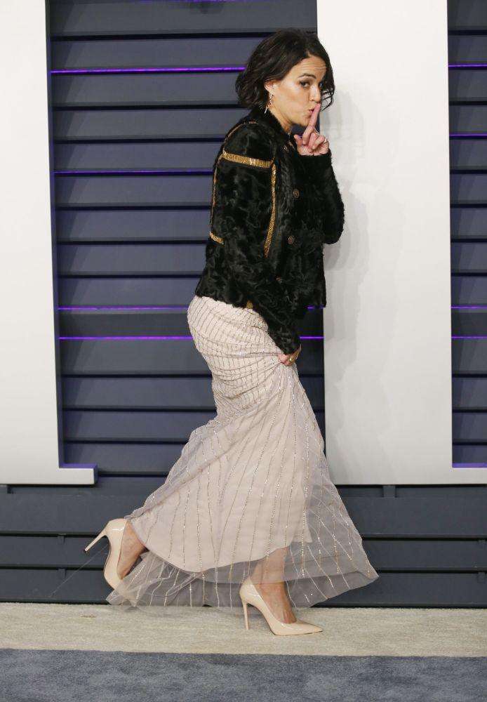 Sensualidad y elegancia: los atuendos más deslumbrantes de la 'afterparty' de los Oscar