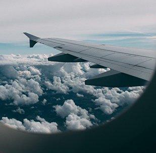 Un avión, referencial