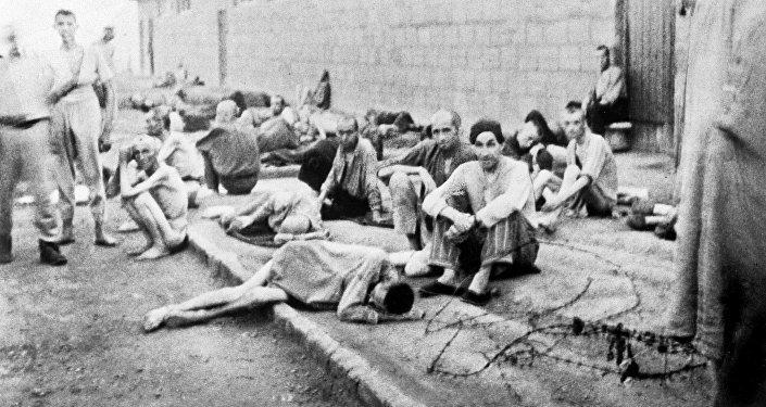 Campo de concentración de Mauthausen-Gusen (archivo)