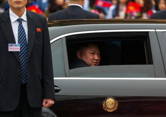 Así llegó Kim Jong-un a Vietnam para encontrarse con Trump
