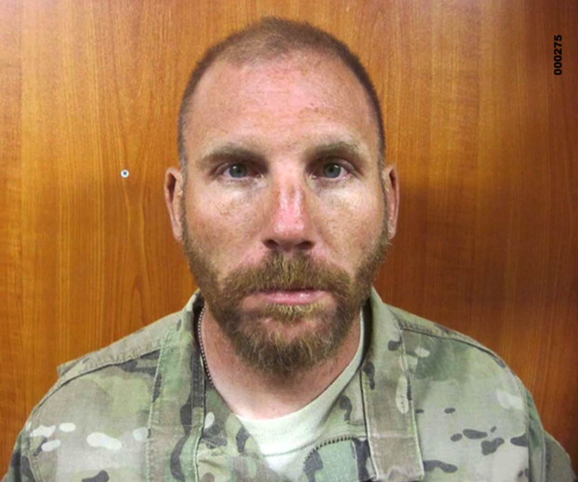 Robert Bales  mató a balazos a 16 personas en el distrito de Panjwai (Afganistán)