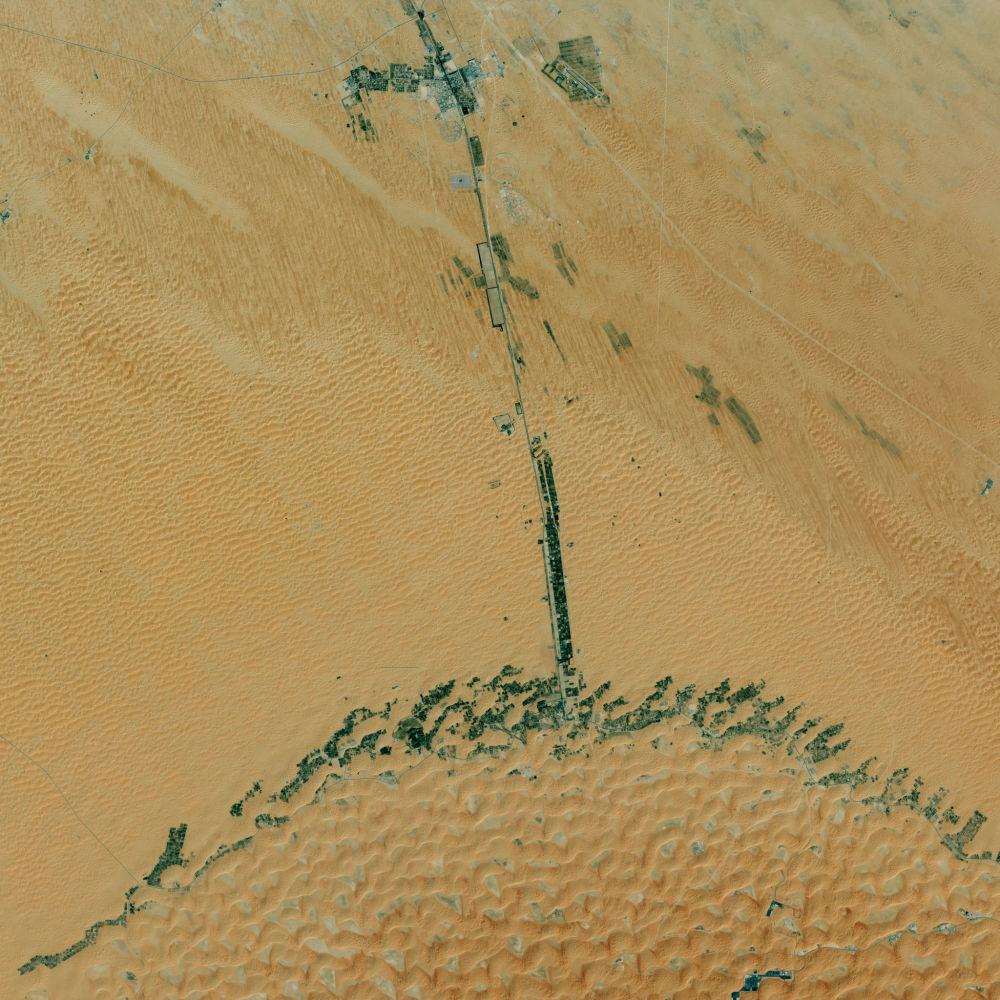Aire, agua, tierra y hielo: impresionantes imágenes de la Tierra vista desde el espacio