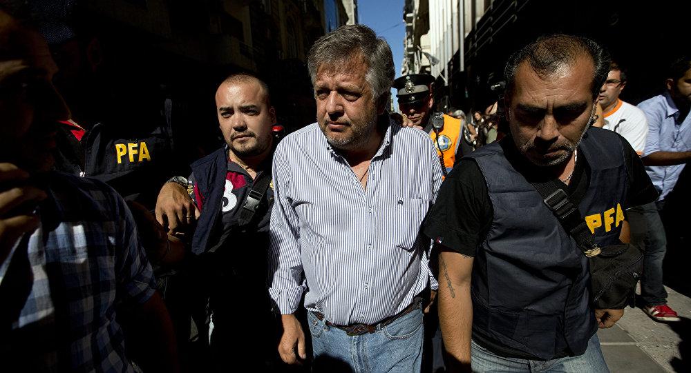 Carlos Stornelli, fiscal federal argentino (archivo)